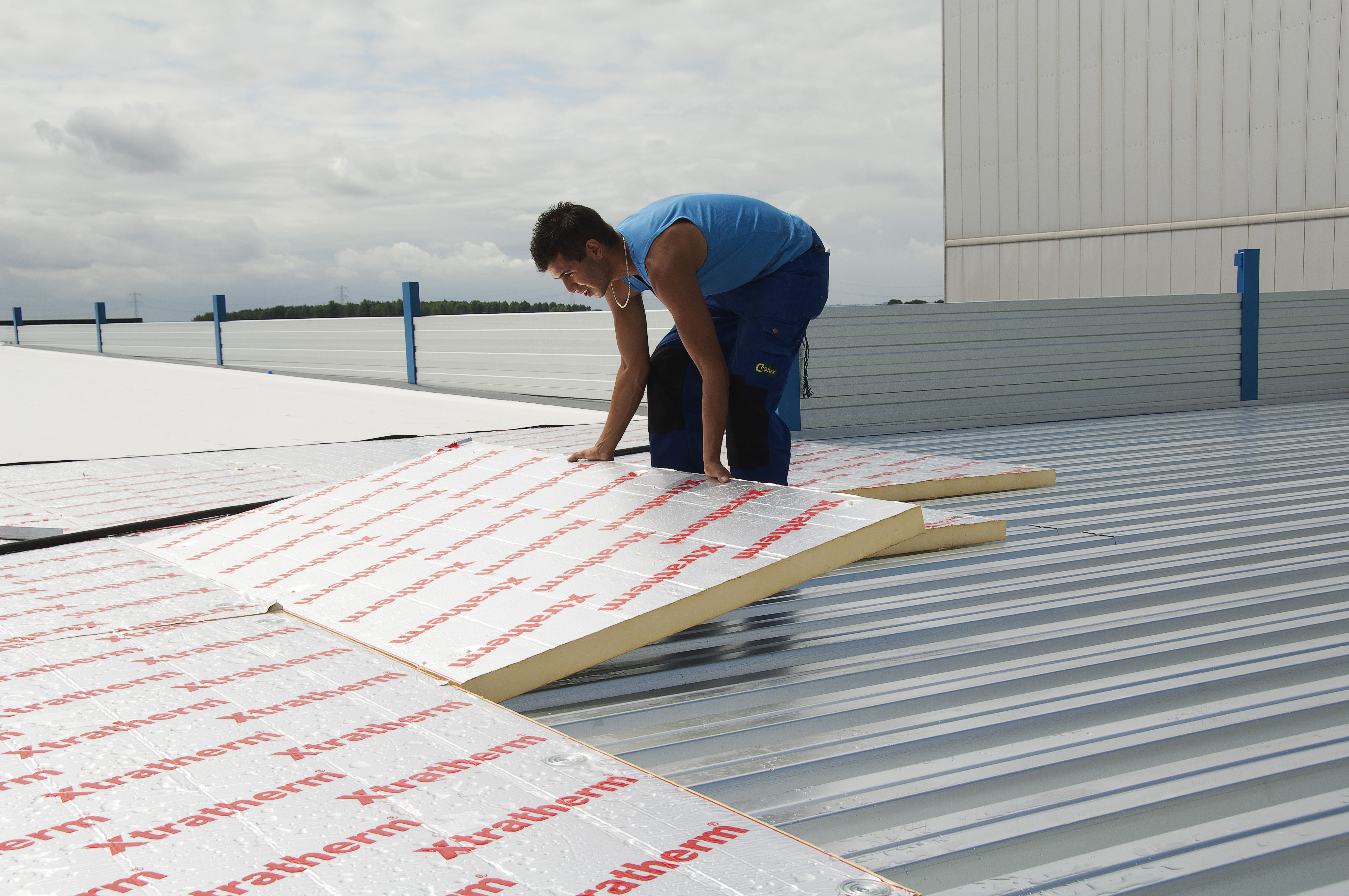 Gallery Xtratherm Flat Roof Solutions